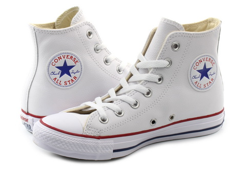 Converse Tornacipő - Ct As Core Leather Hi - 132169c - Office Shoes ... 6476c6d6c7