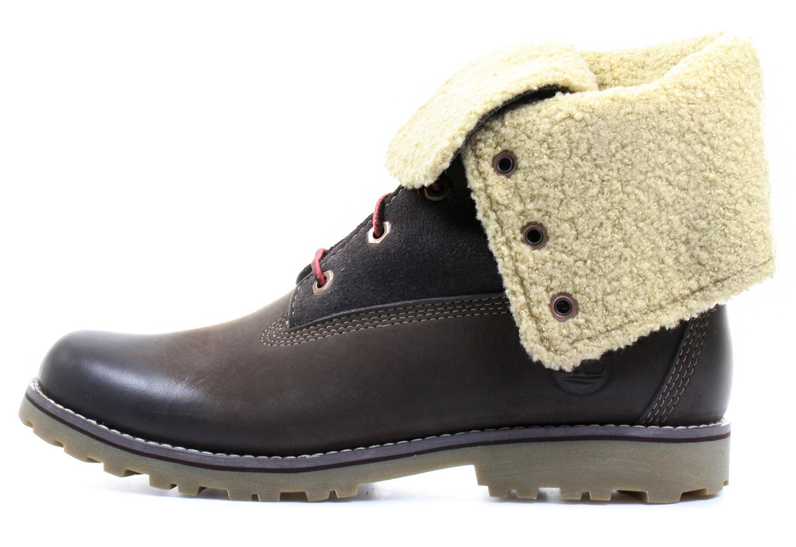 Timberland Bakancs - 6 Inch Shearling Boot - 6298R-DBR - Office Shoes  Magyarország Skechers Csizma - Boot High ... e492b2ca72