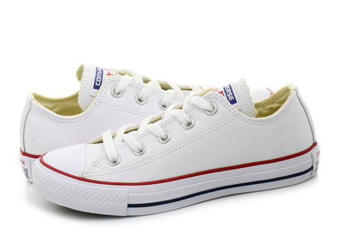 Converse Tornacipő - Ct As Core Leather Ox - 132173C - Office Shoes ... 68117a2860