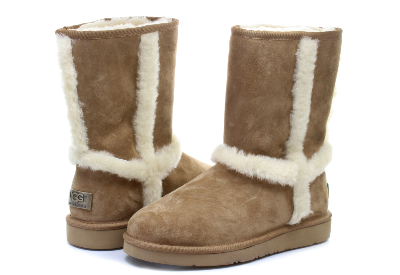 "Deckers bought UGG Australia in , and long before its global brand campaign (""This is UGG"") to educate consumers, started trademarking the UGG name and brand in the US and more than."
