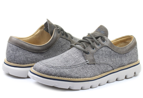 Skechers Shoes Huxley 53703 gry Online Shop For