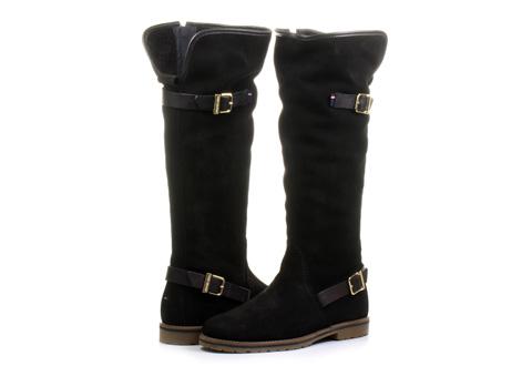 Tommy Hilfiger Csizma - Wendy 1bw - 15F-0016-990 - Office Shoes ... c2b59da245