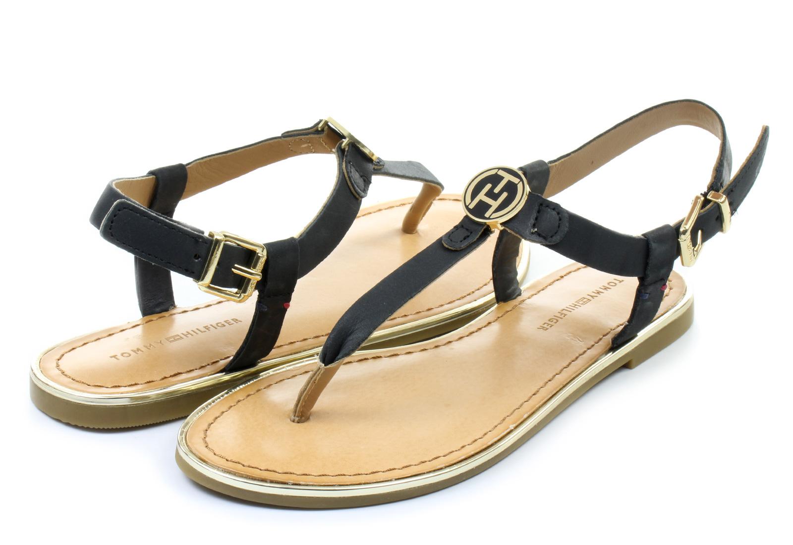 tommy hilfiger sandals julia 26a 15s 8685 990 online. Black Bedroom Furniture Sets. Home Design Ideas