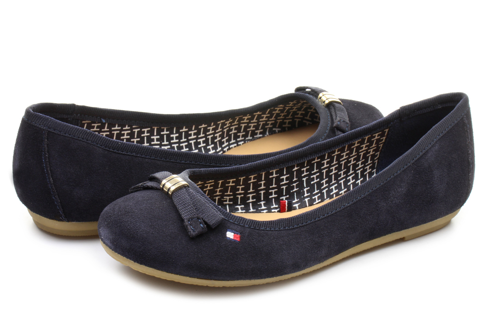 b893139e18 Tommy Hilfiger Balerina - Camilla 51b - 15S-8898-403 - Office Shoes ...