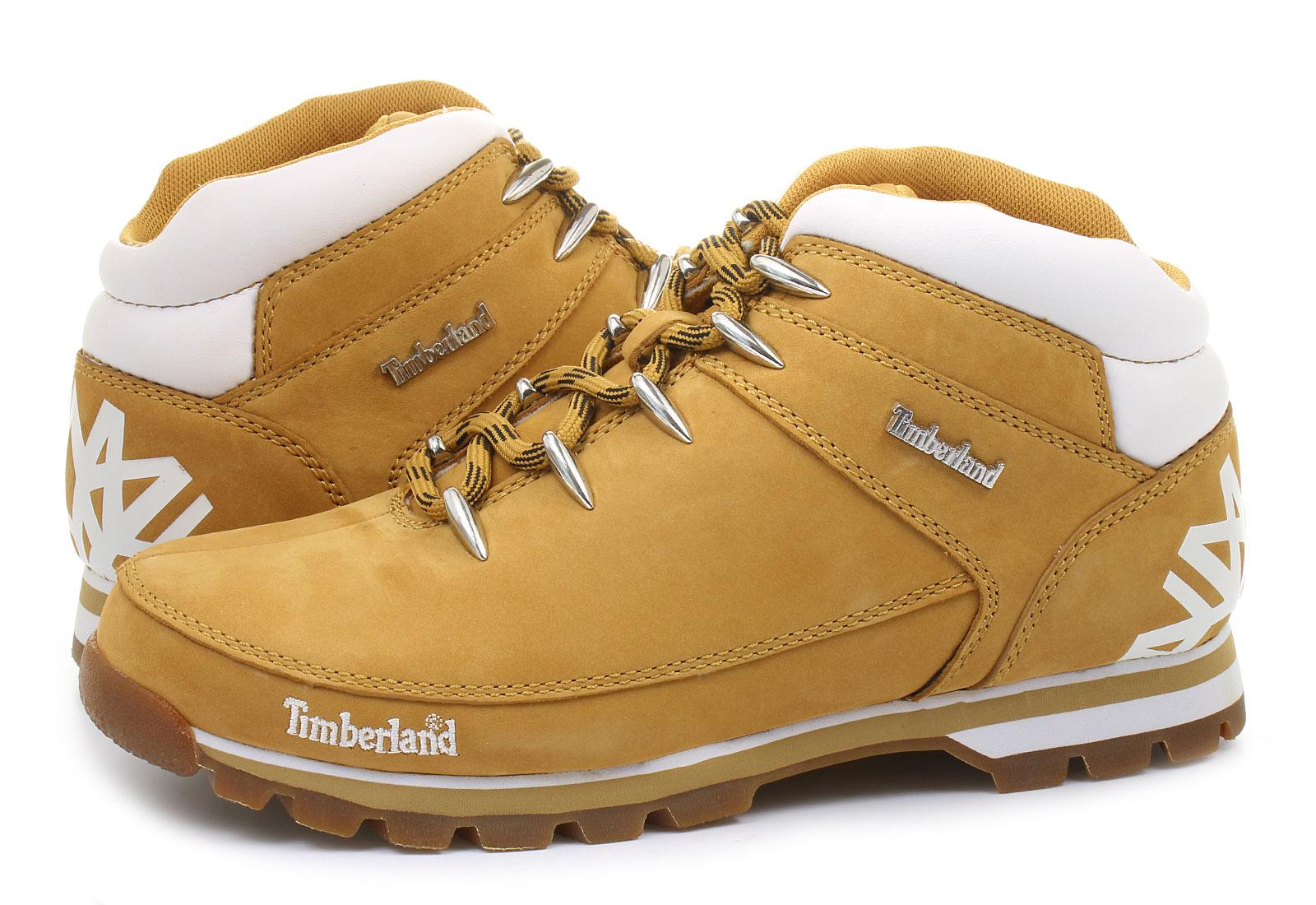 nagyszerű elfogadható árú szuper minőségű Timberland Bakancs - Euro Sprint - 6235b-whe - Office Shoes ...