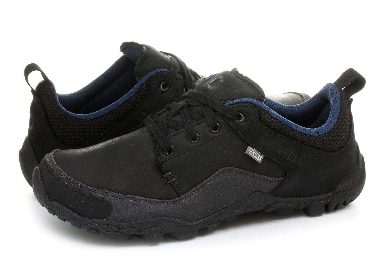 a96781b8ee Merrell Cipő - Telluride Wtpf - J23533-blk - Office Shoes Magyarország