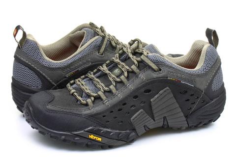 Merrell Cipő - Intercept - J73703-blk - Office Shoes Magyarország 63ecc164a9