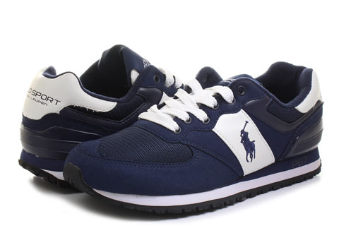 Polo Ralph Lauren Cipő - Slaton Pony - 2136-R-W410E - Office Shoes ... 56268e1968