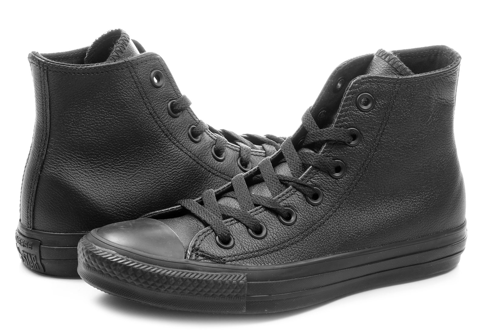 68dc0e27112c Converse Tornacipő - Chuck Taylor All Star Leather Hi - 135251C ...