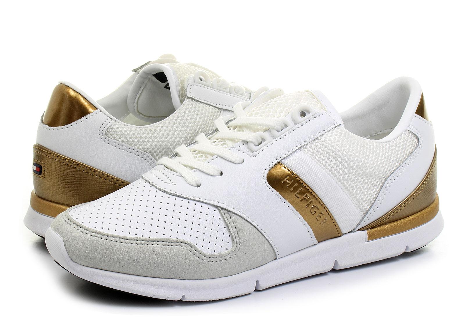 8a4ca6d8ed Tommy Hilfiger Cipő - Skye 1z1 - 16S-0811-118 - Office Shoes Magyarország