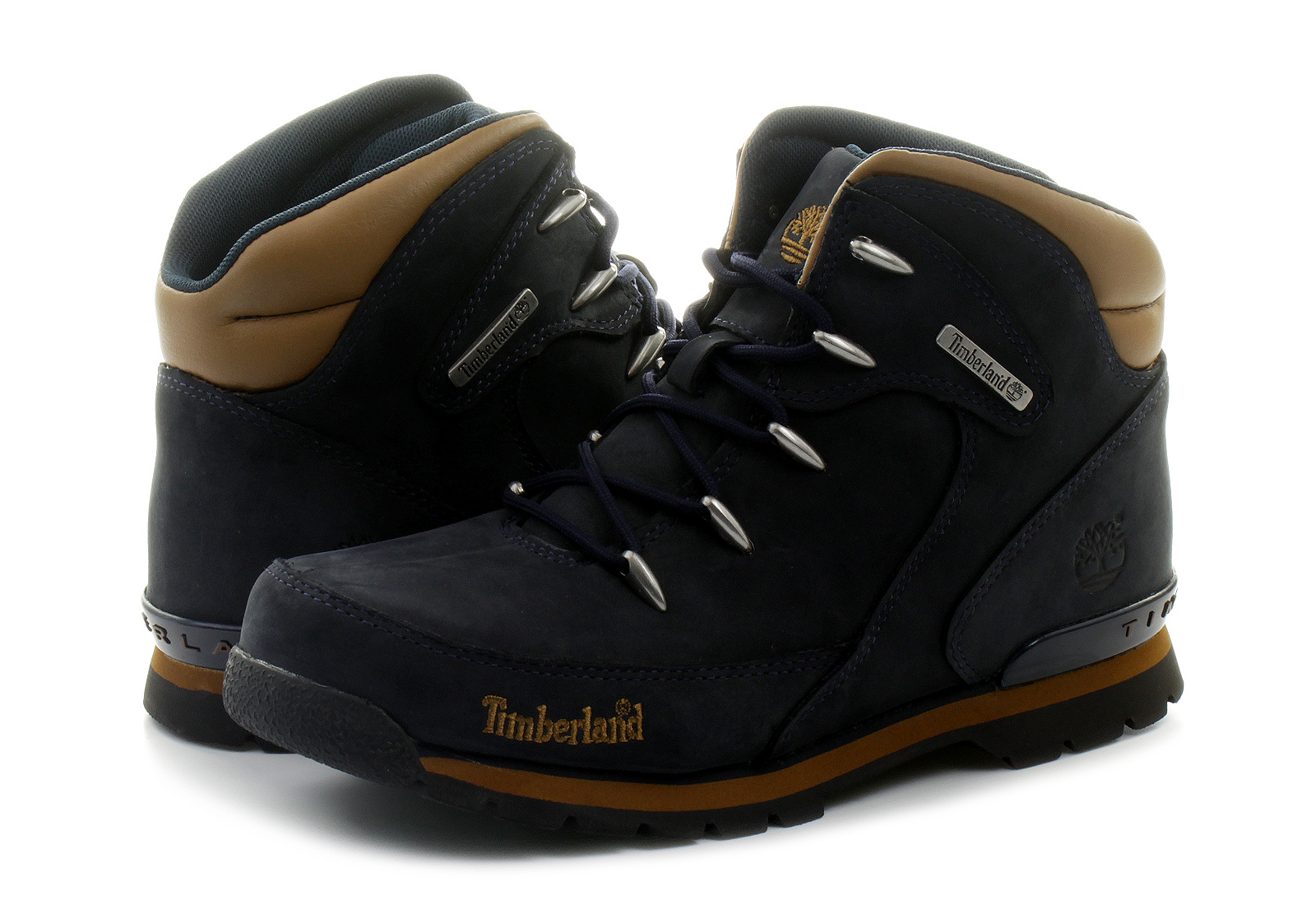 Timberland Bakancs - Euro Rock Hiker - 3092R-NVY - Office Shoes ... 985b78128f