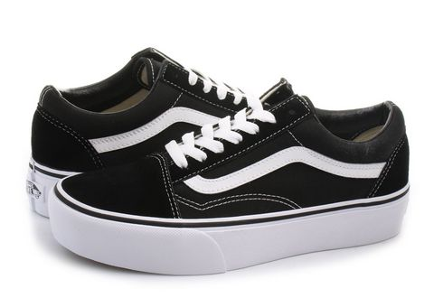 Vans Cipő - Ua Old Skool Platform - VA3B3UY28 - Office Shoes ... 17046072ec