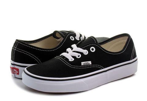Vans Cipő - Ua Authentic - vee3-blk - Office Shoes Magyarország 30c2173942