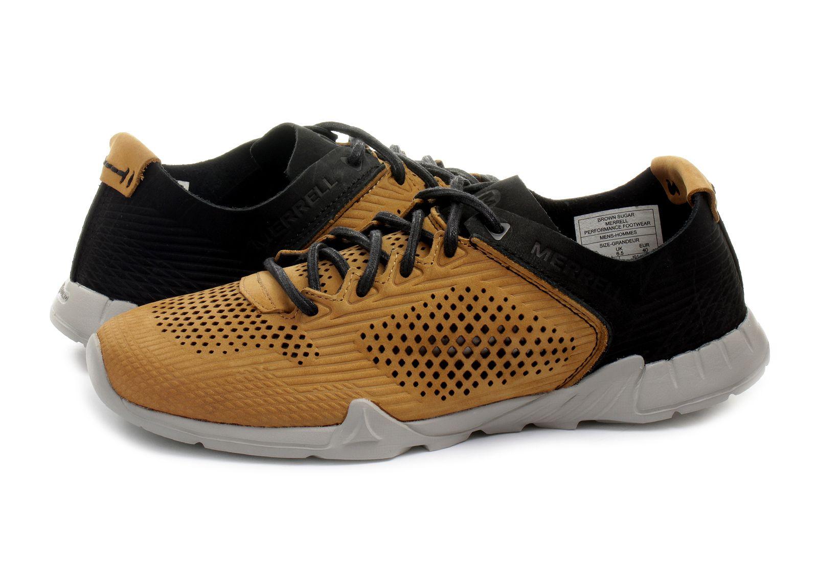 650241fda373 Merrell Cipő - Versent - J91457-brn - Office Shoes Magyarország