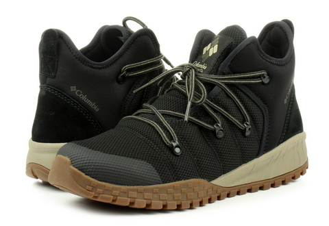 Columbia Bakancs - Fairbanks 503 - 1791231-blk - Office Shoes ... 3506480549