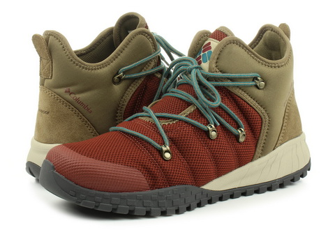 Columbia Bakancs - Fairbanks 503 - 1791231-rus - Office Shoes ... ac9bc2a3f6