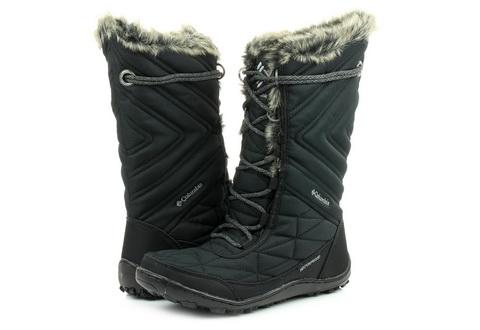 Columbia Csizma - Minx Mid Iii - 1803121-blk - Office Shoes Magyarország 338fbde9ff