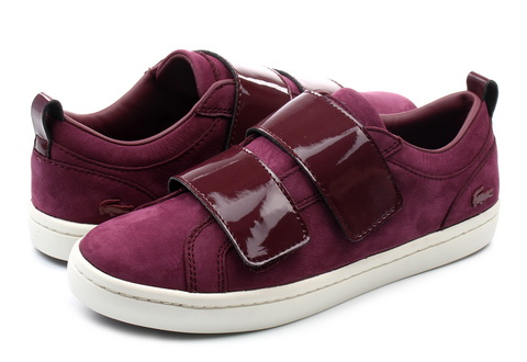 Lacoste Cipő - Straightset Strap - 183CAW0046-BB2 - Office Shoes ... b0950e8039