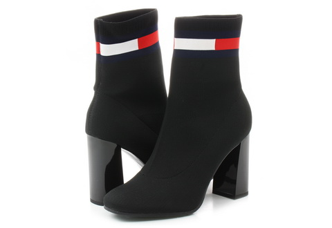 Tommy Hilfiger Csizma - Zainab 3d - 18F-0277-990 - Office Shoes ... d78d6fc27f