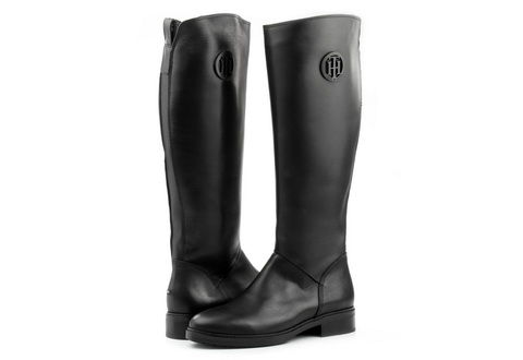 Tommy Hilfiger Csizma - Hatty 5a - 18F-3433-990 - Office Shoes ... 7a7615a705