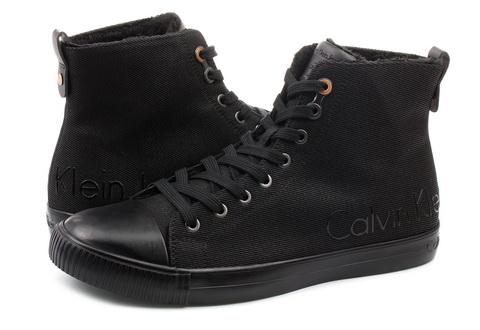 Calvin Klein Jeans Cipő - Aron - S0474-BLK - Office Shoes Magyarország 274fce9553