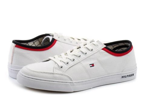 Tommy Hilfiger Cipő - Harrington 5d2 - 17S-0543-100 - Office Shoes ... 97015b559c