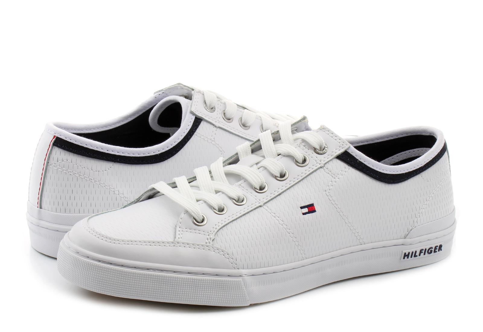 b218176750 Tommy Hilfiger Cipő - Harrington 5 - 18S-1497-100 - Office Shoes ...