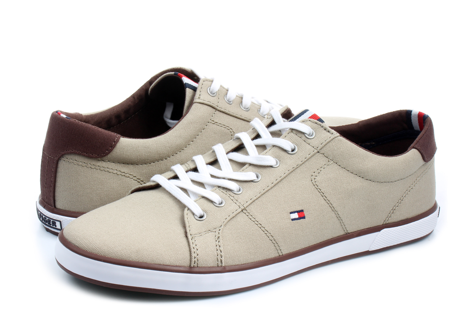 d428c81ad1 Tommy Hilfiger Cipő - Harlow 1 - 18S-1536-068 - Office Shoes ...