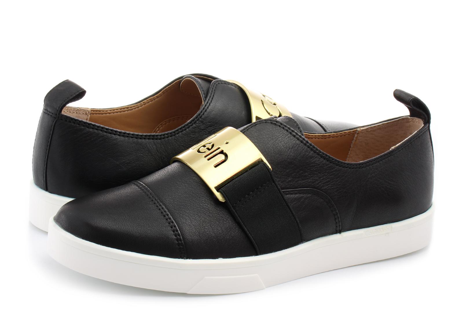 ecaf57b8e2 Calvin Klein Black Label Cipő - Ilona - E5681-BLK - Office Shoes ...