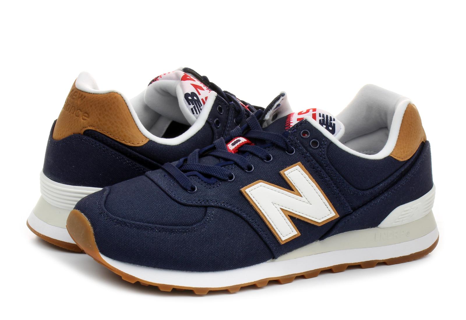2bc9b1f71a New Balance Cipő - Ml574 - ML574YLC - Office Shoes Magyarország