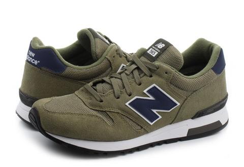 New Balance Cipő - Ml565 - ML565SGN - Office Shoes Magyarország f6cd54694e