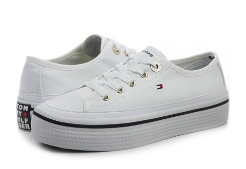 Tommy Hilfiger Cipő - Kelsey 1d1 - 19S-4259-100 - Office Shoes ... 6d28b37926
