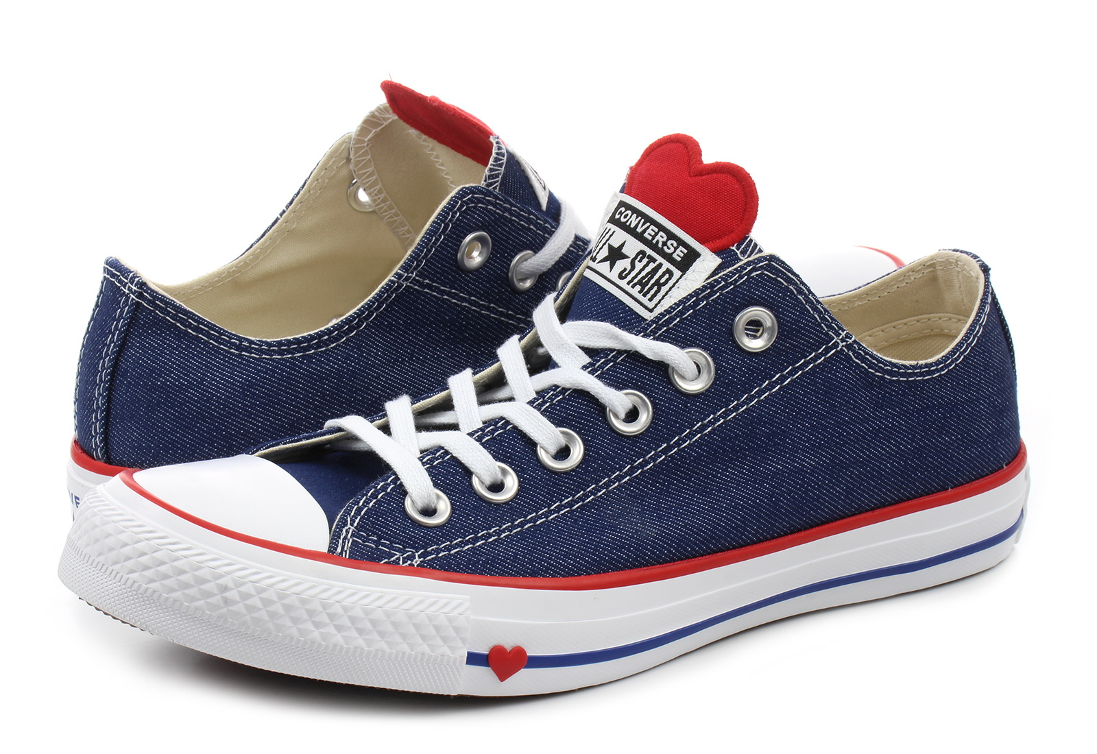 f07f9e4c33bb Converse Tornacipő - Ct As Specialty Ox - 163308C - Office Shoes ...