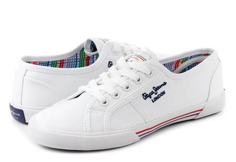 Pepe Jeans Cipő - Aberlady Basic 17 - PLS30500800 - Office Shoes ... 3c8ff93001