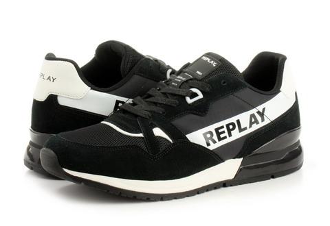 Replay Cipő - Dawros - RS1C0002L-008 - Office Shoes Magyarország 3247380e44