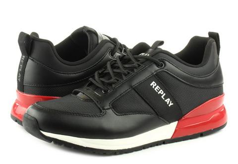 Replay Cipő - Wingates - RS1C0003S-003 - Office Shoes Magyarország 0054c0b7a2