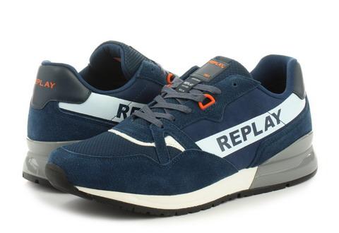 Replay Cipő - Alvares - RS1C0005L-195 - Office Shoes Magyarország 99b5c87d0d