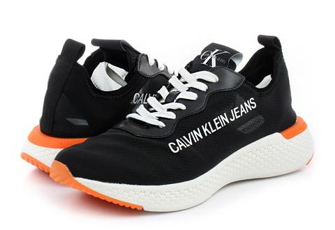 Calvin Klein Jeans Cipő - Alban - S0583-blk - Office Shoes Magyarország 66fa5db6ad