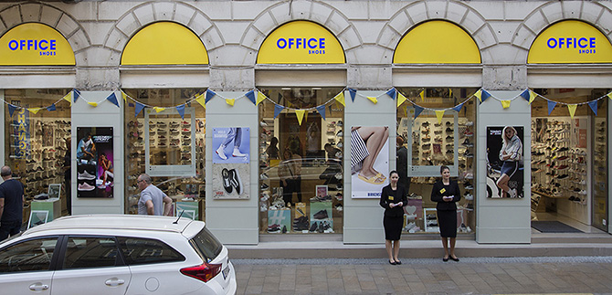 267c2e096d Office Shoes Király Utca Budapest cipőbolt - Office Shoes Magyarország